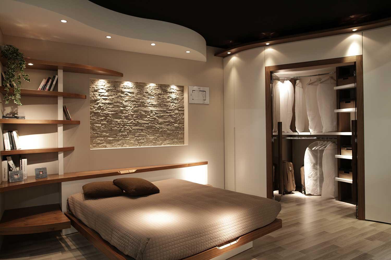 La cabina armadio pro e contro midarte for Camera da letto matrimoniale piccola