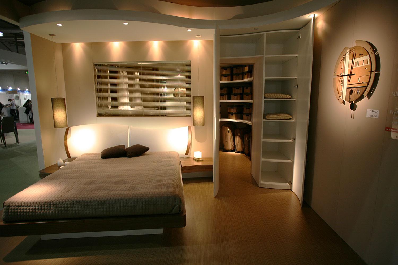 La cabina armadio che vuoi nello spazio che hai midarte - Camera con cabina armadio ...