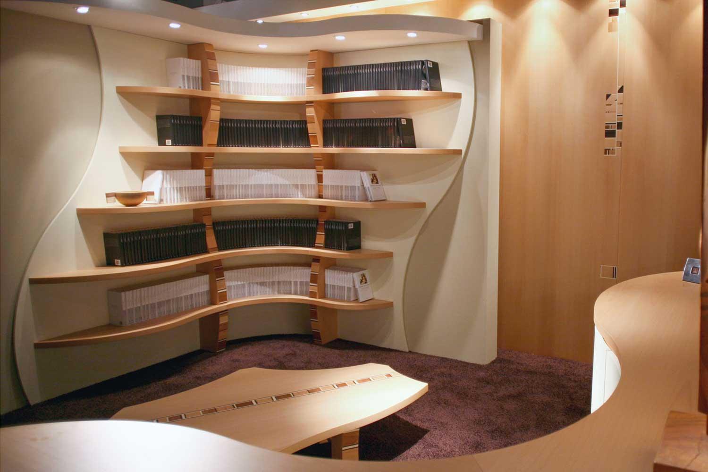 Come arredare con una libreria di design midarte for Arredare libreria