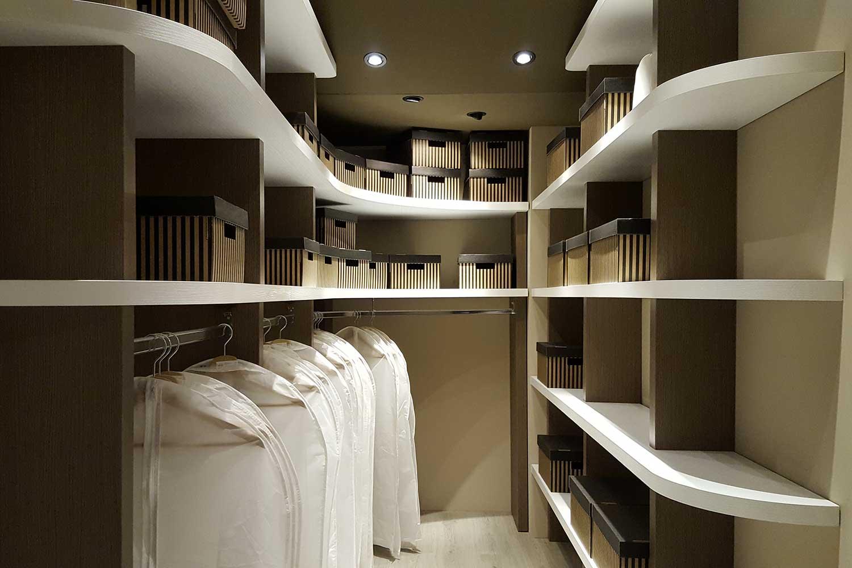 La cabina armadio che vuoi, nello spazio che hai - Midarte