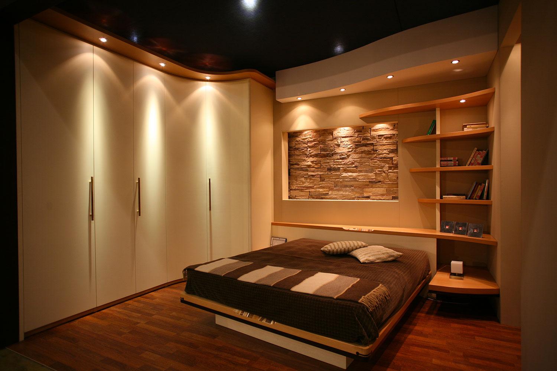 Design lusso e funzionalit negli arredi il progetto for Layout della camera familiare