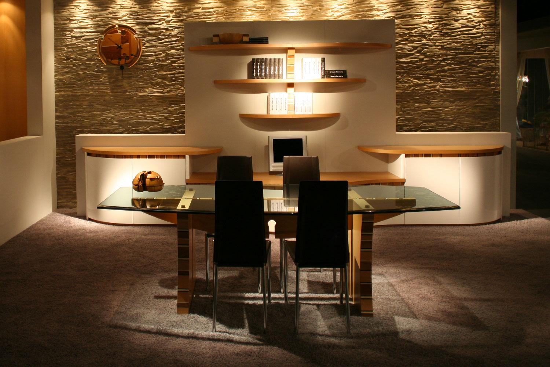Pareti attrezzate per soggiorno creare spazio con i for Decorazioni per pareti soggiorno