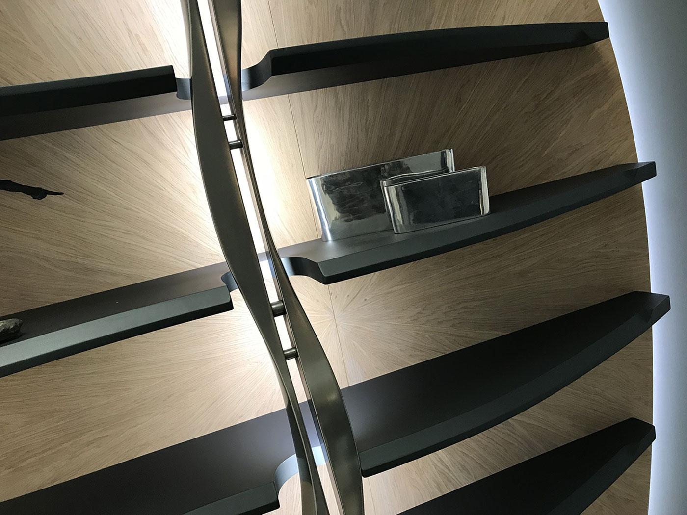 libreria di design Cobra Midarte Milano