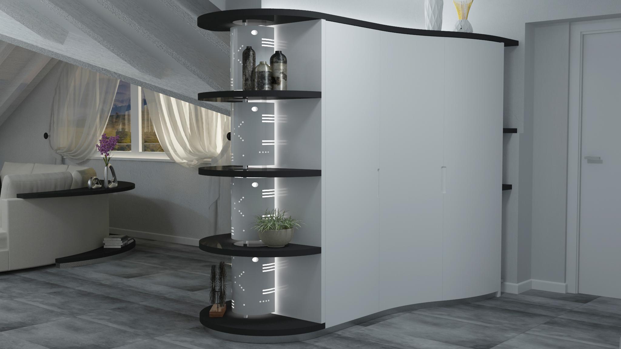Come progettare e arredare un soggiorno di lusso for Ingresso soggiorno arredare