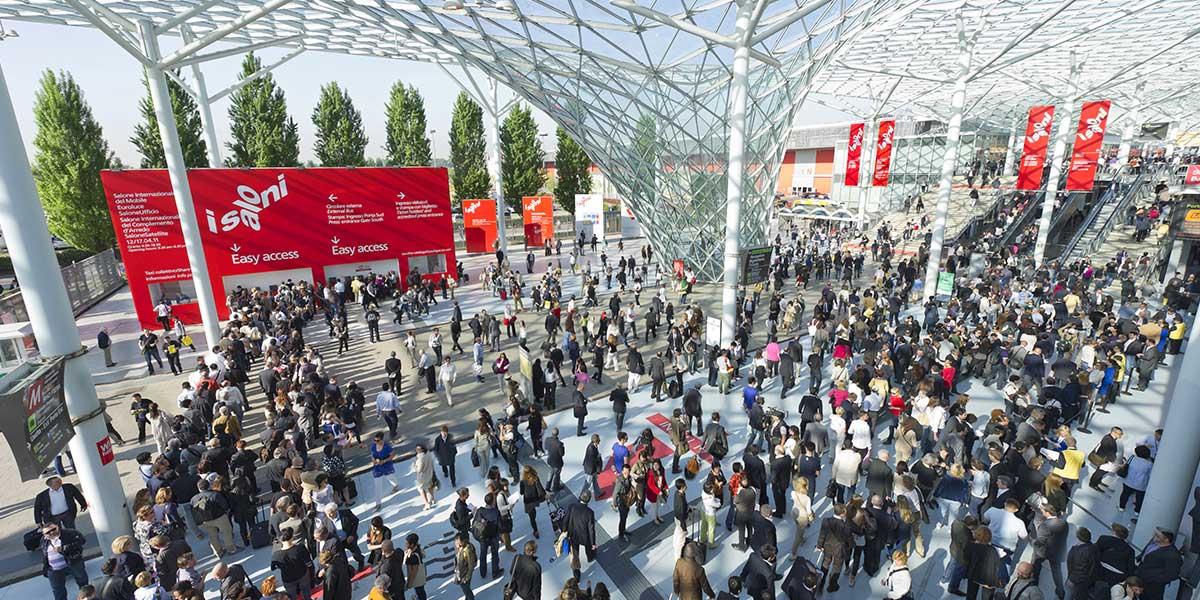 Salone internazionale del mobile di milano 2018 eventi e for Rho fiera salone del mobile