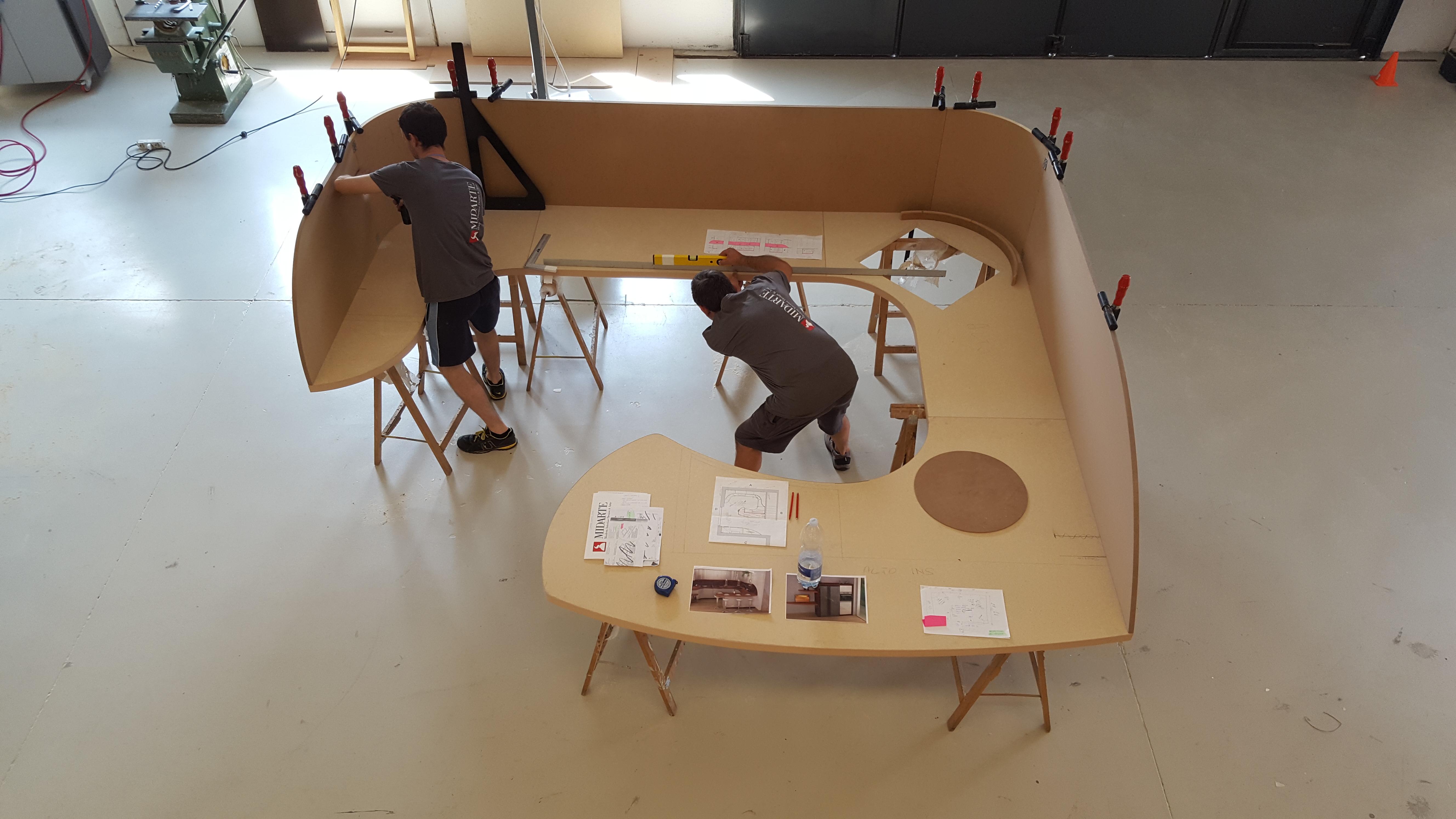falegnameria mobili di lusso Midarte