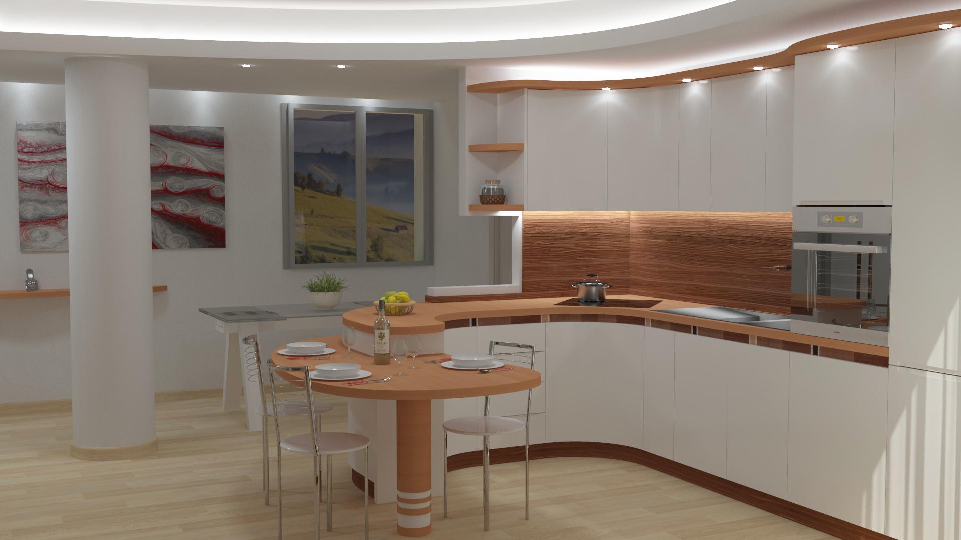 Render-cucina-soggiorno-appartamento-Milano