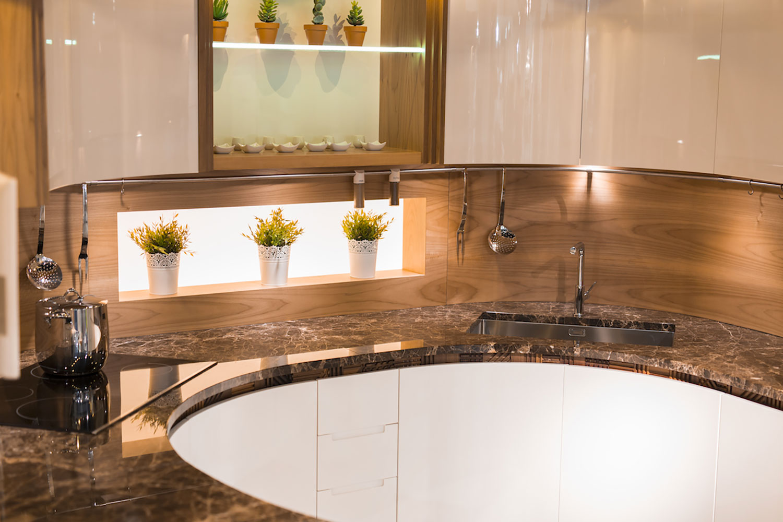 Arredare cucina di lusso classica midarte for Cucine di design